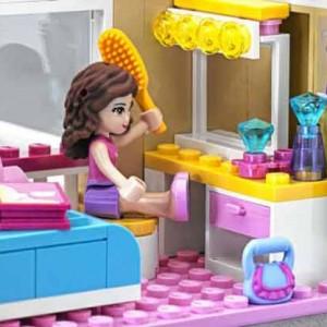 LEGO LadyFigs
