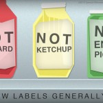 """""""Not How Labels Work"""" Comic"""