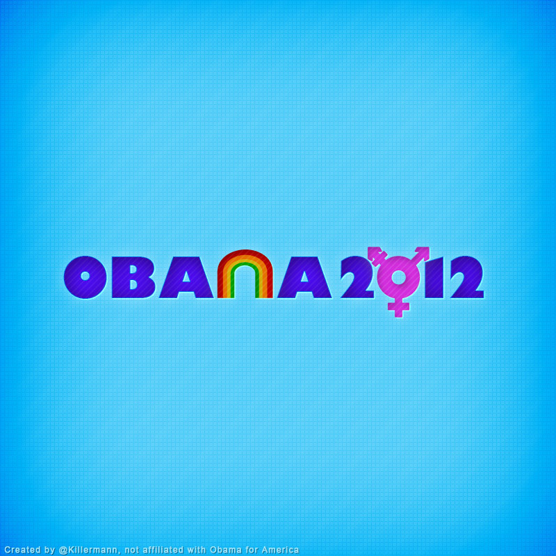 Obama 2012 LGBTQ+