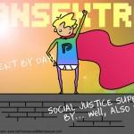 Pansextro Comic