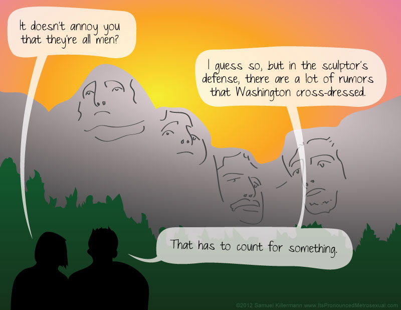 """Mount Dragmore"" Comic"