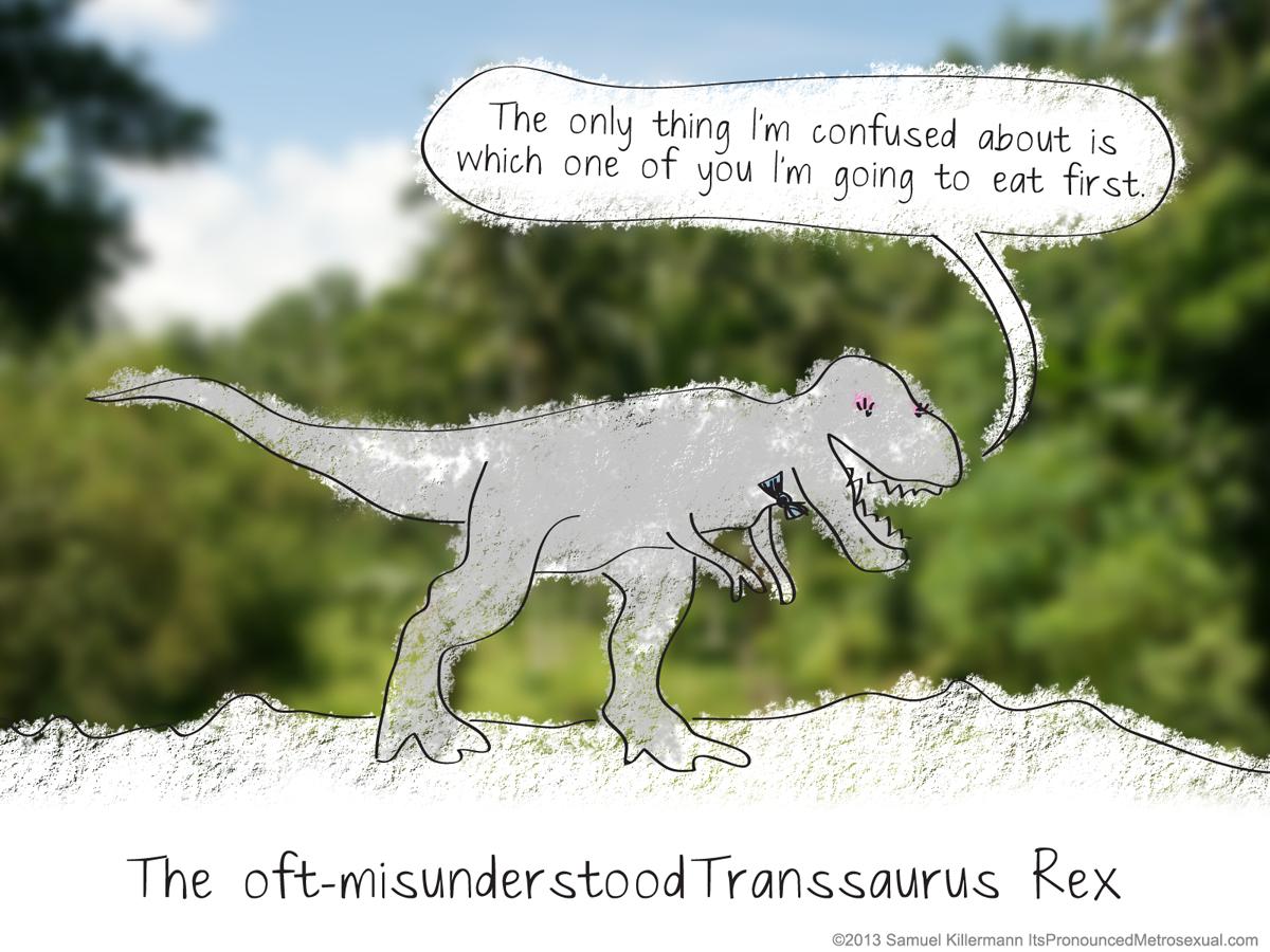 transsaurus-rex
