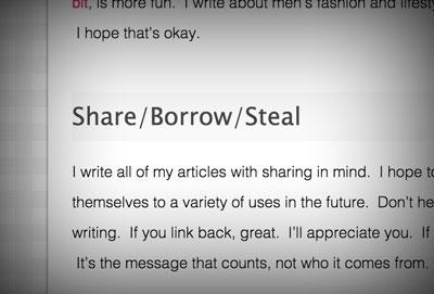 share-borrow-steal